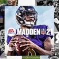 Madden NFL              21                             2020