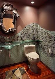 bubble tiles for bathroom bubble glass tile bathroom contemporary with white blue accents wall and floor