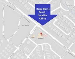 hoa office. Sentry Management HOA Boise Office Map Hoa