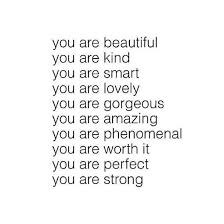You Beautiful Quotes
