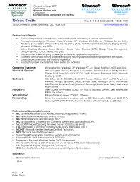 Vmware Resume Vmware Resume Examples Examples Of Resumes 3