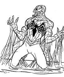 23+ Among Us Coloring Pages Venom Images