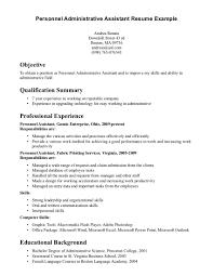 32 Job Winning Executive Administrative Assistant Resume Samples