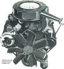 mopar chrysler dodge plymouth rb series v engines  440 v8