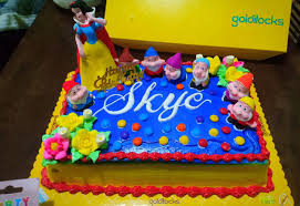 Goldilocks baptismal cake on mainkeys. Cake Hack Lets You Create Custom Cakes For Under Php800