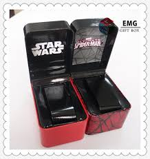 oem odm 16 years men watch box factory star wars darth vader men s oem odm 16 years men watch box factory star wars darth vader men s oversized accutime watch in collector case watch box only