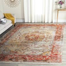 pink persian rug vintage saffron cream distressed rug 5 x pink persian rug pink persian rug