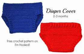 Crochet Diaper Cover Pattern 0 3 Months