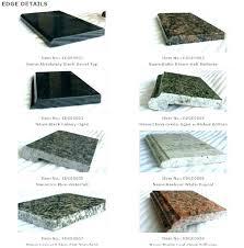 countertop edging options laminate edging edges edge options laminate for tile edge options laminate edges countertop countertop edging