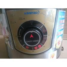 Nồi áp suất điện Asanzo PC-65AS1 - 6L, Giá tháng 11/2020