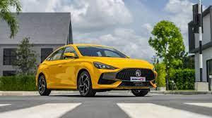 """เปิดตัว """"ALL NEW MG5"""" รถยนต์สปอร์ตคูเป้ซีดาน เริ่มต้นเพียง 559,000 บาท"""