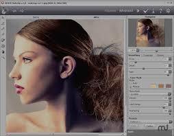 screenshot 1 for akvis makeup business