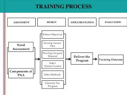 Hr Training Process Flow Chart Training Process Human Resource Management