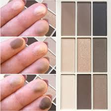hm eye colour palette in smoky s swatches