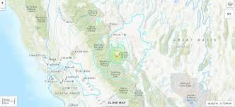 5.9-Magnitude Earthquake Strikes Area ...