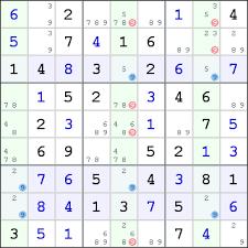 Sudoku Puzzel Solver Swordfish How To Solve Sudoku Puzzles Solving Sudoku Strategy