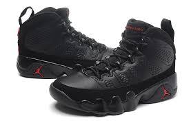 jordan shoes for girls 2017. girls air jordan 9 retro black dark charcoal varsity red for sale-2 shoes 2017 g