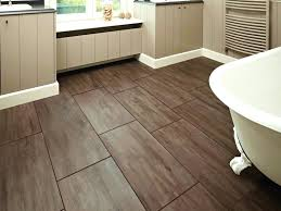 vinyl flooring ideas plank in bathroom