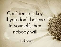 Quotes About Self Confidence