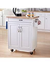 Brilliant White Portable Kitchen Island Traditional Cabinet Design Solid Wood Top For Impressive Ideas