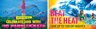 park tickets for 10 at mt olympus
