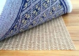 non slip rug pads for hardwood floors good inspiration non slip rug pads for hardwood floors