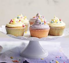 Vanilla Cupcakes Recipe Bbc Good Food