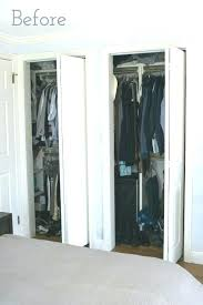 closet door installation cost replacement change sliding doors to with french design 46