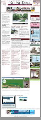 evanston roundtable website history