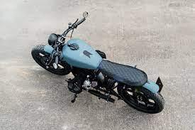 brat bob urban motor s bmw r80 bike exif