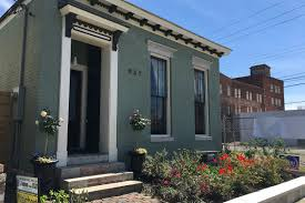 Shotgun Home How Travis Provencher Is Remaking Smoketown One Shotgun House At A