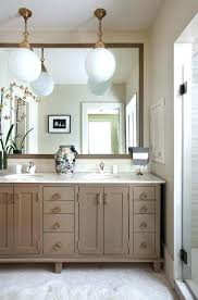 pendant lighting in bathroom. Bathroom Vanity Pendant Lights White Round Matte Glass Pendants Over For An Eclectic Atmosphere Lighting In A