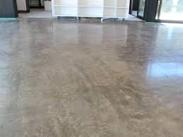 concrete floor finishes stained floors limestone exposed aggregate polished coatings diy
