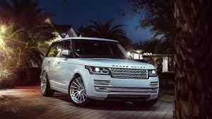 Range Rover Wallpaper on HipWallpaper ...