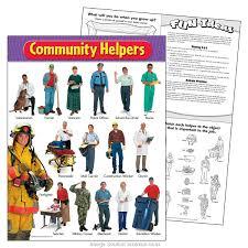 Community Helpers Chart Pdf Excellent Infant Lesson Plans Pdf Toddler Lesson Plans For