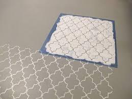floor stencils