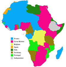 scramble for africa new world encyclopedia africa and global markets