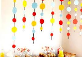 simple 1st birthday decoration home decor simple 1st birthday