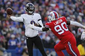 Baltimore Ravens win sloppy vs. Bills ...