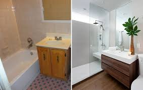 Bathroom Remodel Toronto Custom Before After A Small Bathroom Renovation By Paul K Stewart