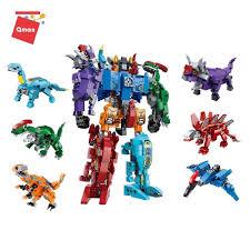 khủng long biến hình robot 6 in 1 – Gooplays