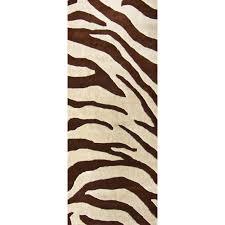 zebra brown rug appealing zebra runner rug handmade modern zebra brown beige wool rug x 8 zebra brown rug