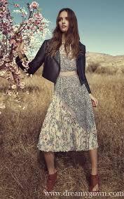 2016 bcbg camella fl print blocked pleated dress short bcbg blazer bcbg leather jacket free