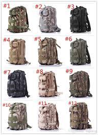 30L 3P Backpack Waterproof Outdoor Trekking Tactical Camping ...