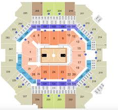 Barclays Center Seating Chart Rows Seat Numbers And Club