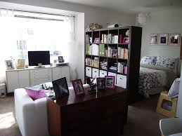 One Bedroom Apartment Design Stunning How To Decorate Studio Apartment Cheap With Image Of