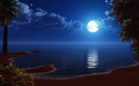 animated desktop backgrounds. Delighful Desktop Nighttime Beach Getaway Animated Wallpaper Throughout Desktop Backgrounds