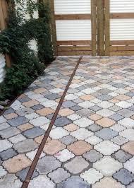 diy moroccan patio stones patio