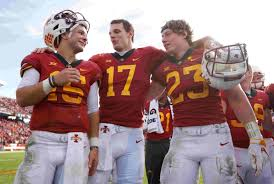Cyclone Scuttlebutt Cyclones On A Roll Heading Into Kansas Game