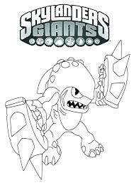 Skylanders Colouring Pages Coloring Pictures Of Coloring Pages